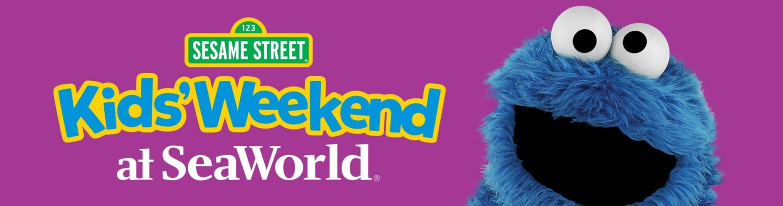Sesame Street Weekend 2021 SeaWorld Orlando