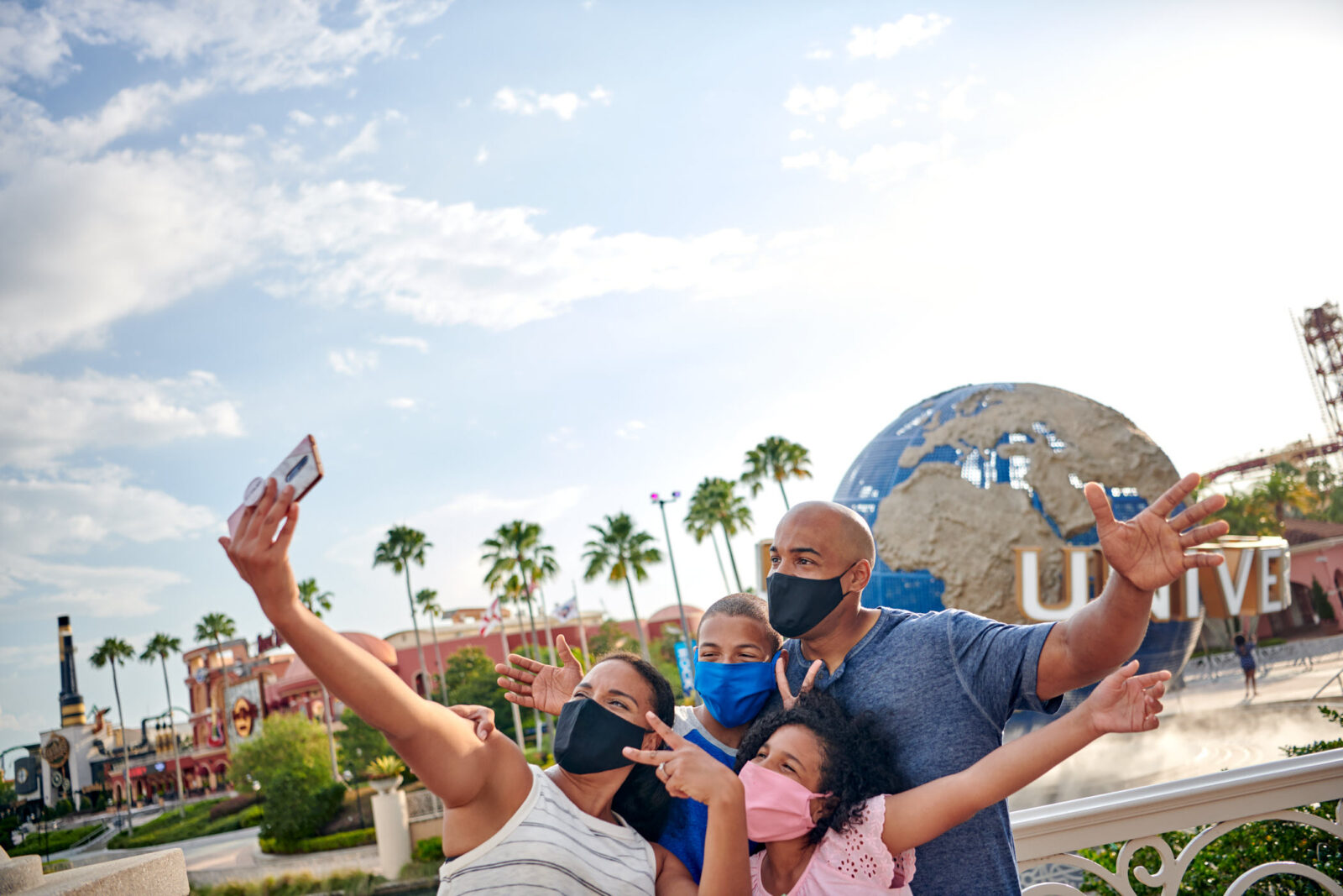 On the Go in the Parks January 2021 Universal Orlando Resort