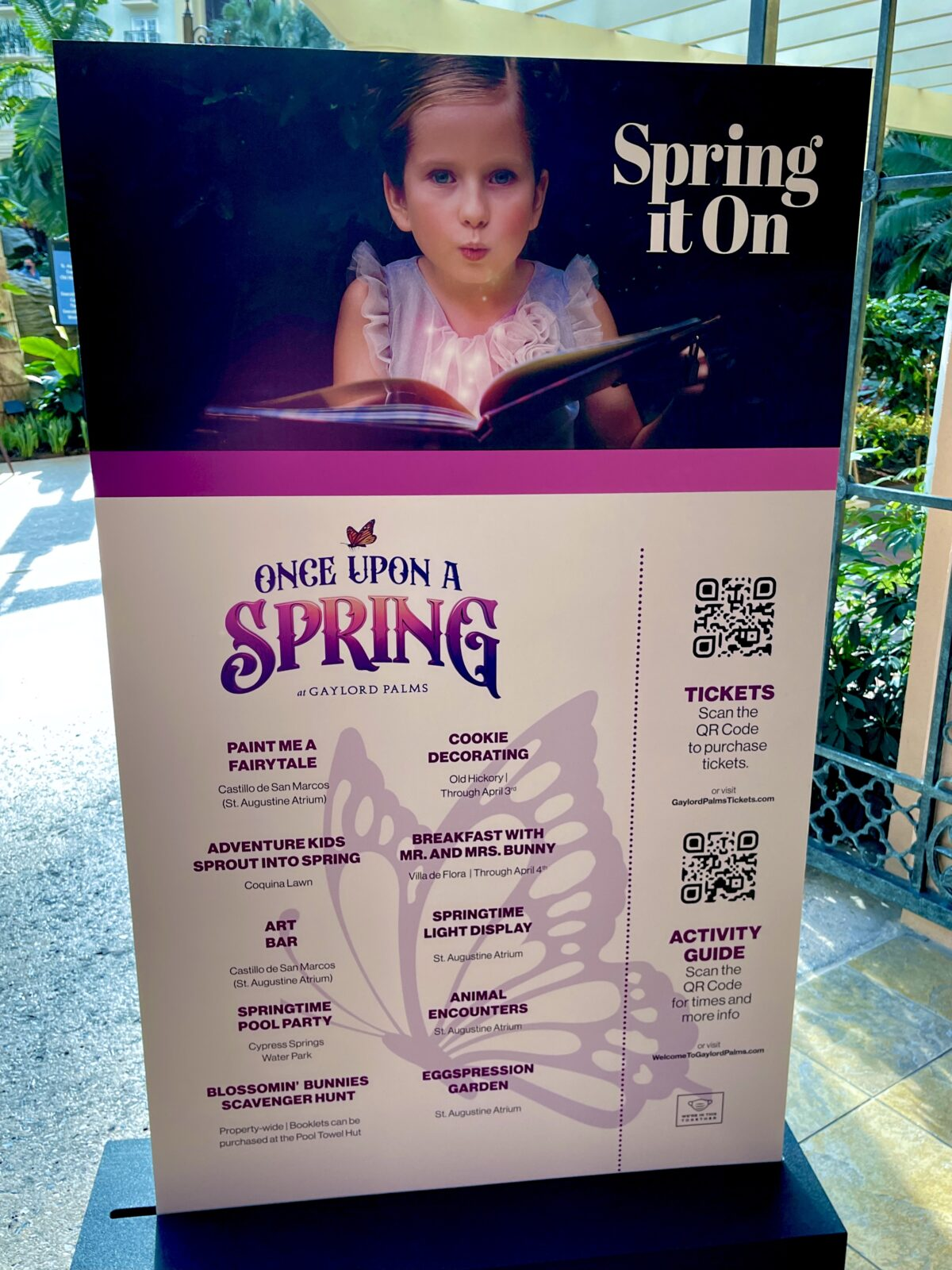 Spring it on Gaylord Palms Easter 2021