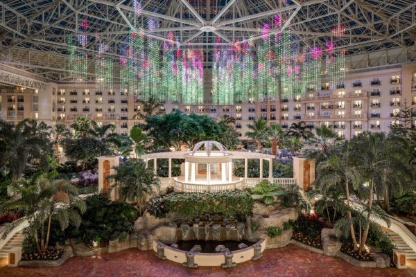 Gaylord Palms Summer of More 2021_Light Show_Gaylord Palms Resort