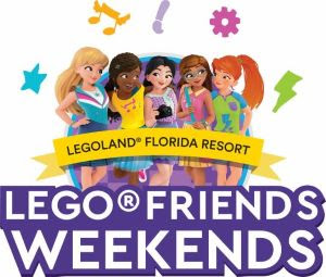 LEGO Friends Weekend Logo