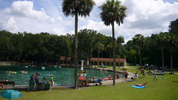 On the Go In MCO Explore the Great Outdoors De Leon Springs State Park