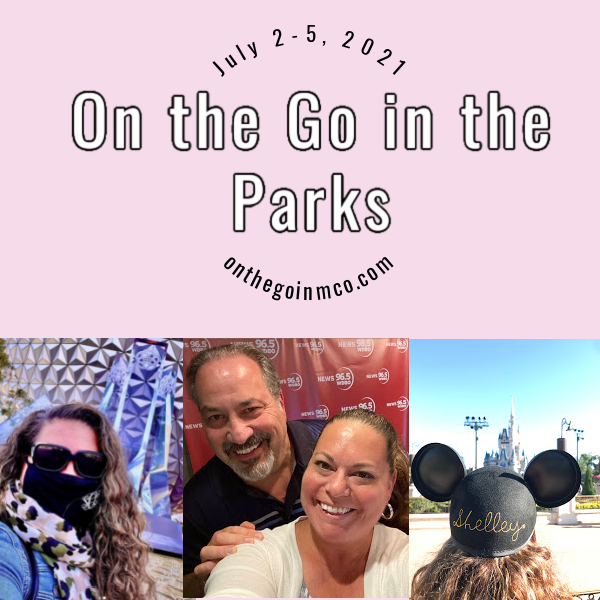 On the Go In the Parks - July 2021
