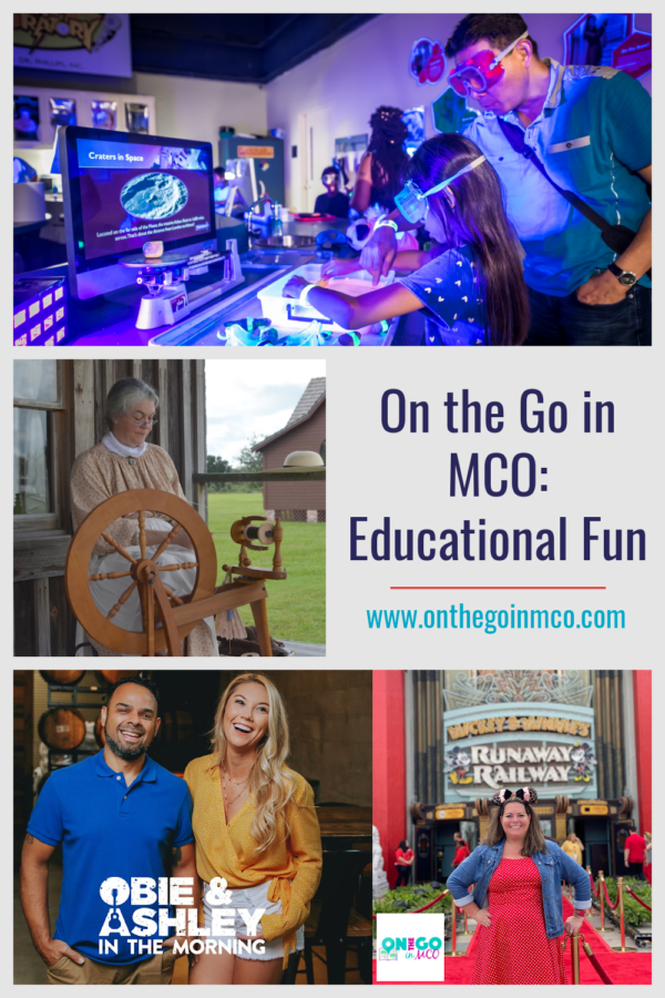 On the Go in mco educational fun
