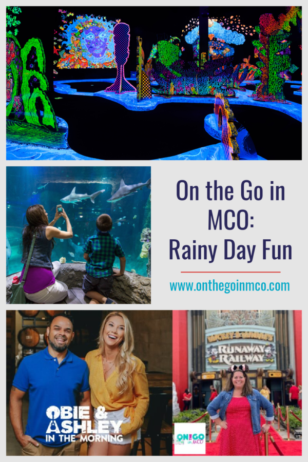 On the Go in mco rainy day fun