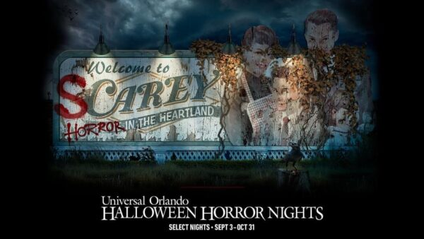 Halloween Horror Nights 2021 Welcome to Sc