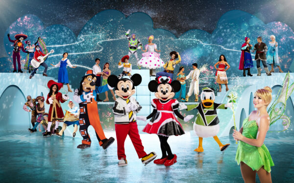 Disney On Ice presents Mickey's Search Party!