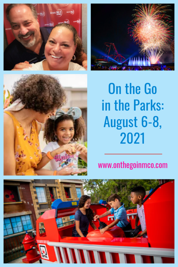 On the Go in the Parks