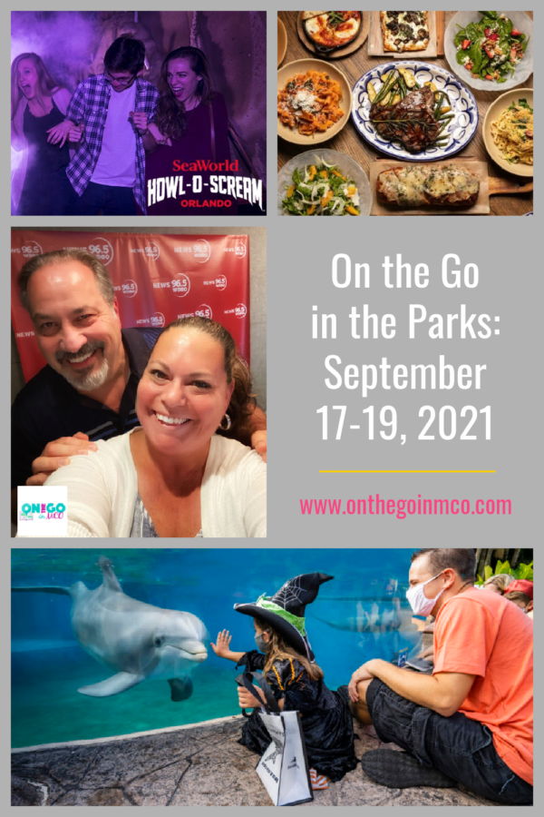 On the Go in the parks September 17-19 2021