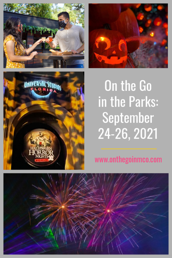 On the Go in the parks September 24-262021