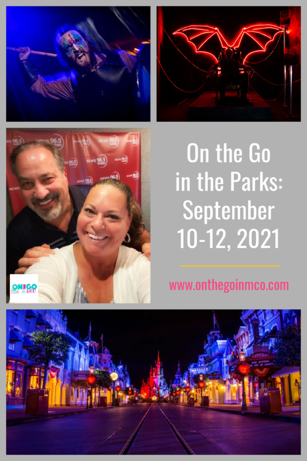 On the Go in the Parks September 2021