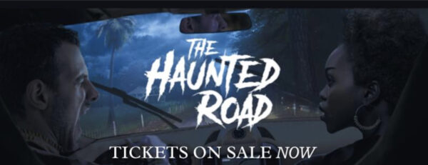 On the Go In MCO Halloween Fun October 2021 Haunted Road